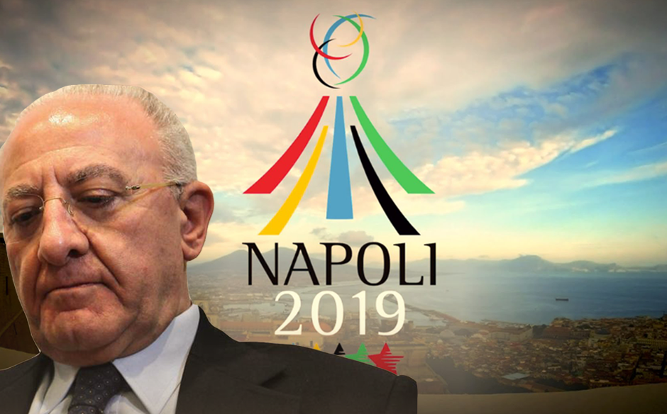 "Universiadi. Ciarambino (M5S): ""Universiadi 2019, la macchina degli sprechi all'origine di un flop annunciato"""
